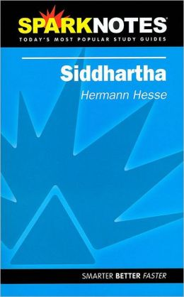 Siddhartha (SparkNotes Literature Guide Series)