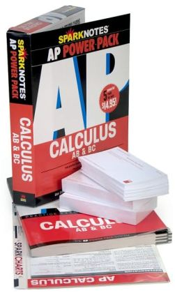 AP Calculus Power Pack (SparkNotes Test Prep)