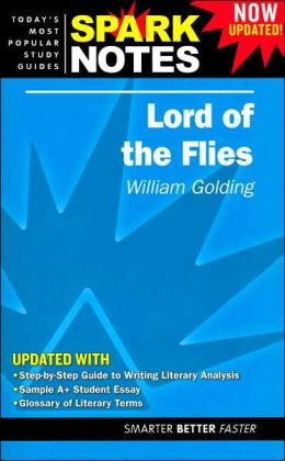 Lord of the Flies (SparkNotes Literature Guide Series)