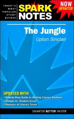 The Jungle (SparkNotes Literature Guide Series)