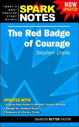The Red Badge of Courage (SparkNotes Literature Guide Series)