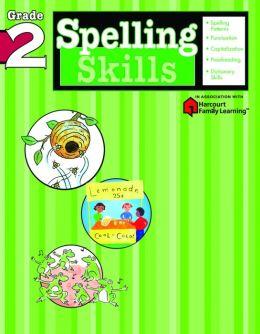Spelling Skills, Grade 2 (Flash Kids Spelling Skills Series)