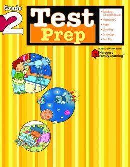 Test Prep: Grade 2 (Flash Kids Test Prep Series)