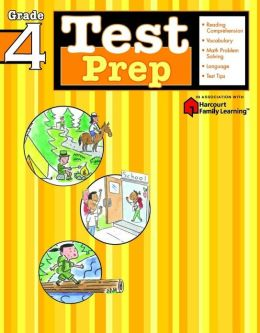 Test Prep: Grade 4 (Flash Kids Test Prep Series)