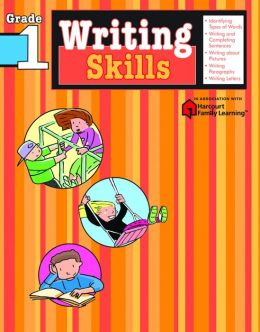 Writing Skills: Grade 1 (Flash Kids Writing Skills Series)
