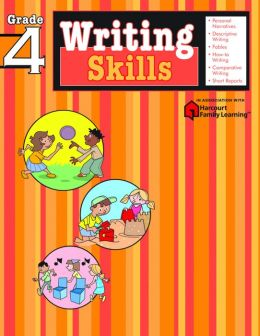 Writing Skills: Grade 4 (Flash Kids Writing Skills Series)