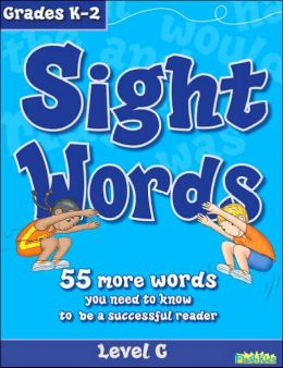 Sight Words: Level C (Flash Kids Sight Words and Phonics Series)
