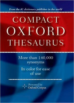 Compact Oxford Thesaurus (Spark Publishing)