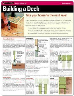 Building a Deck (Quamut)
