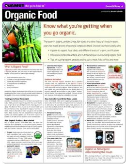 Organic Food (Quamut)