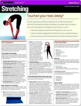 Stretching (Quamut)