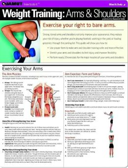 Weight Training: Arms and Shoulders (Quamut)