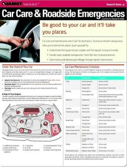 Car Care & Roadside Emergencies (Quamut)