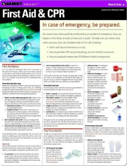 First Aid & CPR (Quamut)