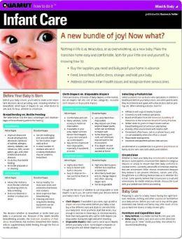Infant Care (Quamut)