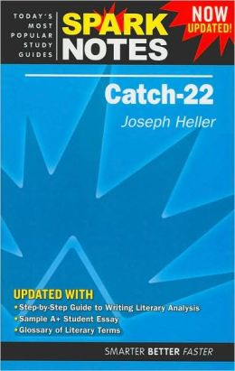 a literary analysis of the catch 22 Specific satire in catch 22 heller strikes early and infuses every moment with his satire literary analysis: help and go to literary analysis: help and.