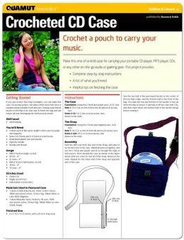 Crochet: Cool CD Case (Quamut)