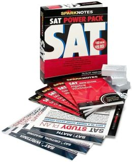 SAT Power Pack (SparkNotes Test Prep)