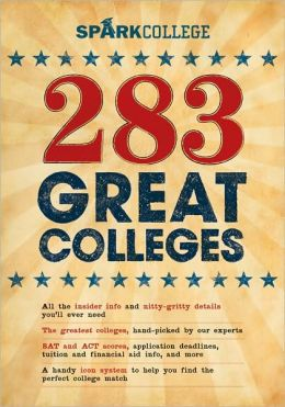 283 Great Colleges (SparkCollege)