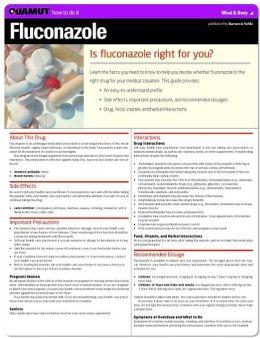 Fluconazole (Quamut)