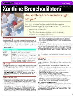 Xanthine Bronchodilators (Quamut)