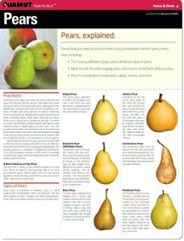 Pears (Quamut)