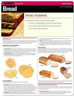 Bread (Quamut)