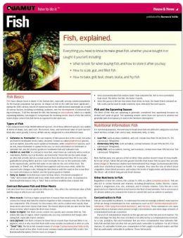 Fish (Quamut)