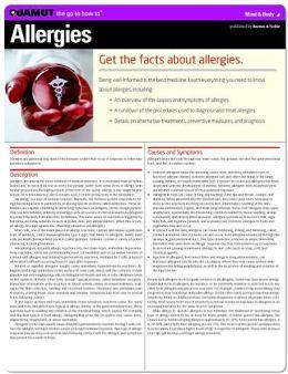 Allergies (Quamut)