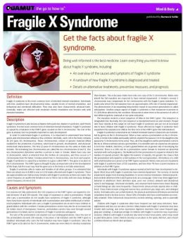 Fragile X Syndrome (Quamut)