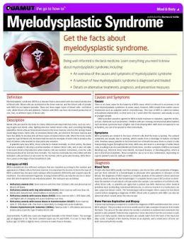 Myelodysplastic Syndrome (Quamut)