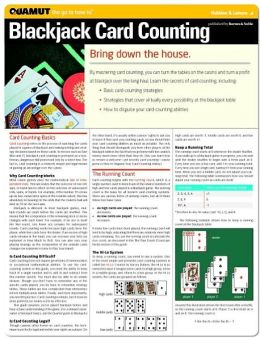 Blackjack Card Counting (Quamut)