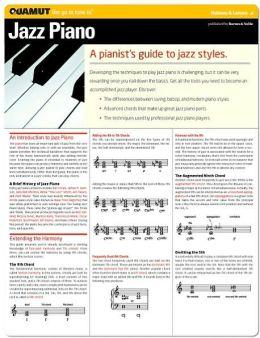 Jazz Piano (Quamut)