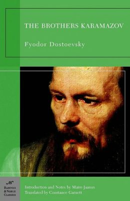 The Brothers Karamazov (Barnes & Noble Classics Series)