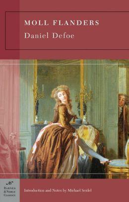Moll Flanders (Barnes & Noble Classics Series)