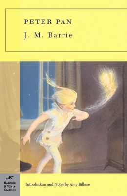 Peter Pan (Barnes & Noble Classics Series)