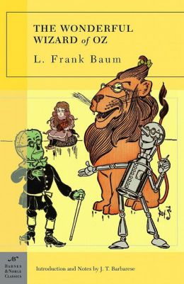 The Wonderful Wizard of Oz (Barnes & Noble Classics Series)
