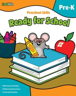 Preschool Skills: Ready for School (Flash Kids Preschool Skills)