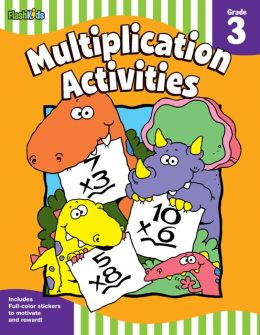 Multiplication Activities: Grade 3 (Flash Skills)