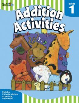 Addition Activities: Grade 1 (Flash Skills)