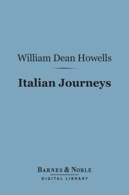 Italian Journeys (Barnes & Noble Digital Library)