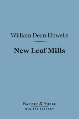 New Leaf Mills (Barnes & Noble Digital Library)