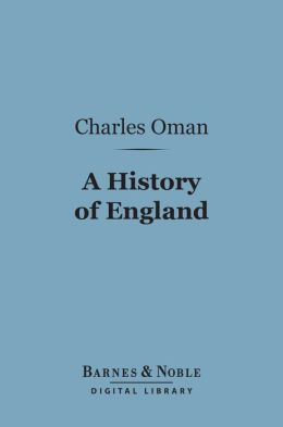 A History of England (Barnes & Noble Digital Library)