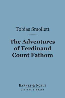 The Adventures of Ferdinand Count Fathom (Barnes & Noble Digital Library)