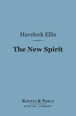 The New Spirit (Barnes & Noble Digital Library)