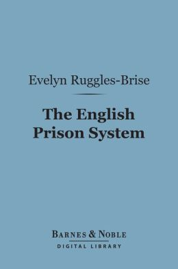 The English Prison System (Barnes & Noble Digital Library)