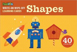 Shapes (Write-On Wipe-Off Learning Cards Series)