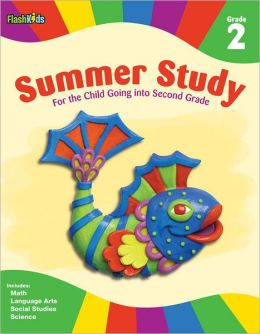 Summer Study: Grade 2 (Flash Kids Summer Study)