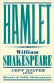 Book Cover Image. Title: Hamlet (Barnes & Noble Shakespeare) (PagePerfect NOOK Book), Author: William Shakespeare