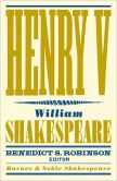 Book Cover Image. Title: Henry V (Barnes & Noble Shakespeare) (PagePerfect NOOK Book), Author: William Shakespeare